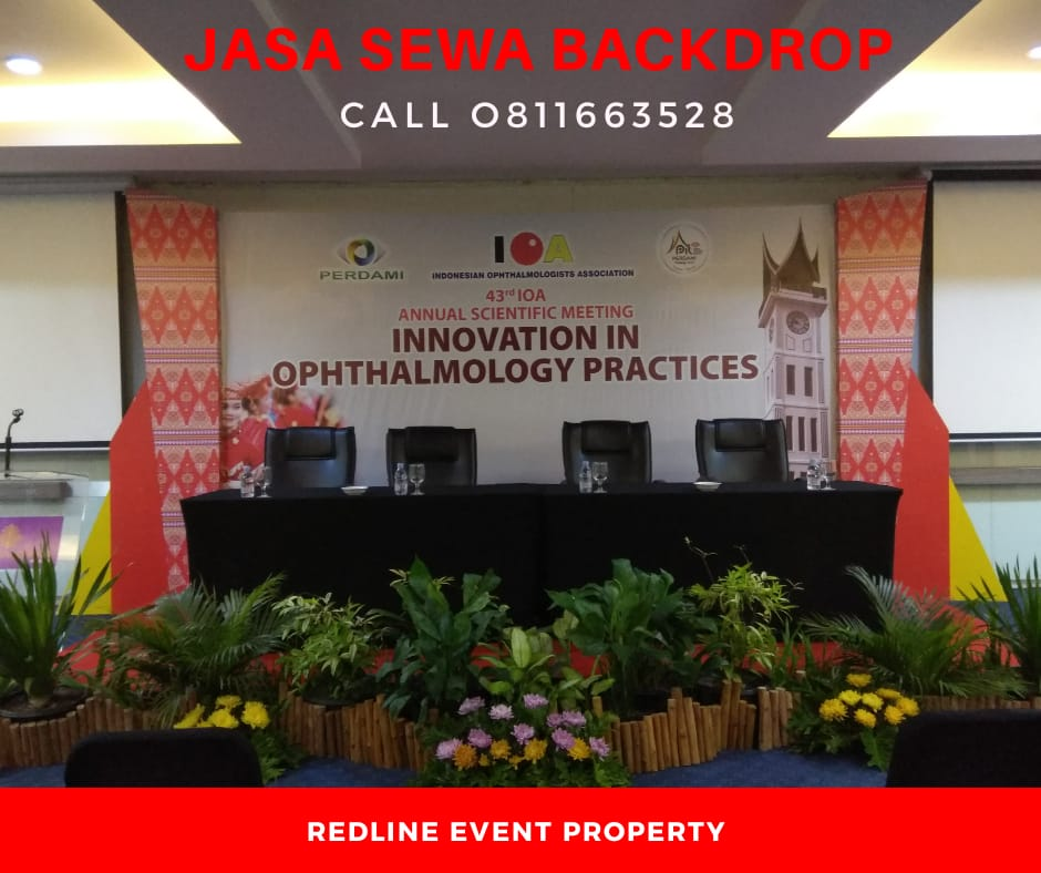 Jasa Sewa Backdrop