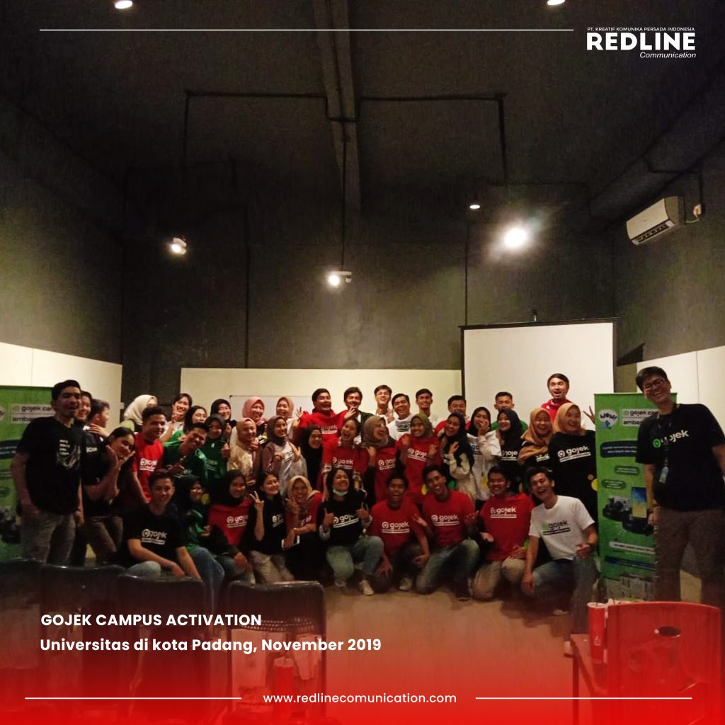 GOJEK CAMPUS ACTIVATION PADANG